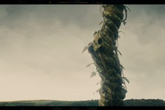 Into the Woods: Texturing of the beanstalk