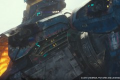 Pacific Rim: Uprising: Modelling, detailing and designing of Gipsy Avenger.